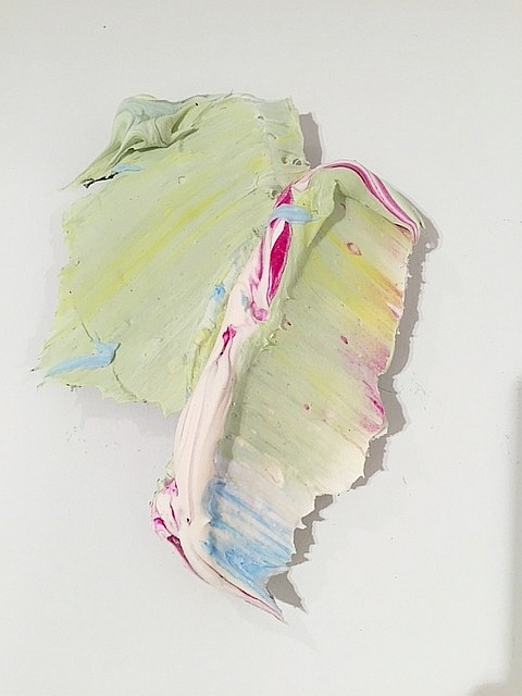 Donald Martiny, Untitled II Polymer and Pigment Mounted on Aluminum